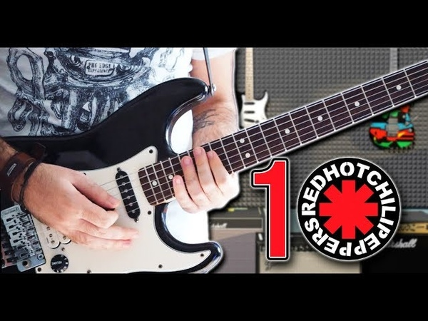 Top 10 Riffs: Red Hot Chili Peppers