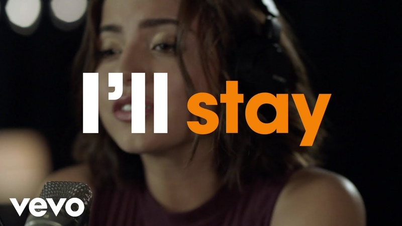 Isabela Moner - I'll Stay (from Instant Family / Official Lyric Video)