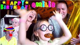 Palyaço Fiko Emilia'nın Doğum Gününde   Clown Fiko on Emilia's Birthday
