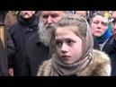 Крестный ход в Ровно в день Торжества Православия. 20.03.2016 р.