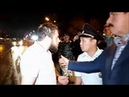 Кавказец опускает офицера полиции в Люблино: «Чепушило еб*ное, бл*ть