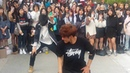 [MAXXAM] Jessie J ☆Bang Bang☆ cover 홍대 댄스버스킹 20170430일 [Korean Hongdae Kpop Street Dance Busking]