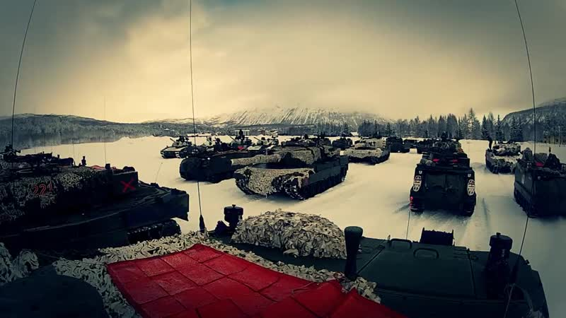 Promotion video for Panserbataljonen (Norwegian Armed Forces)