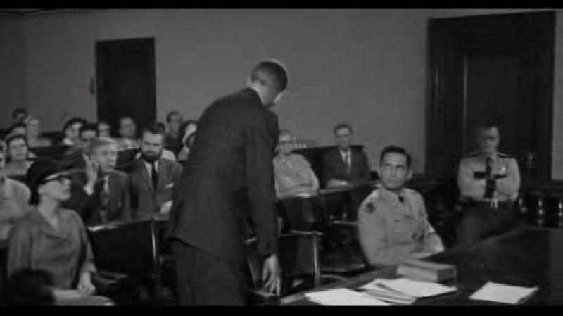 Anatomía de un Asesinato James Stewart Lee Remick Ben Gazzara Dir Otto Preminger 1959