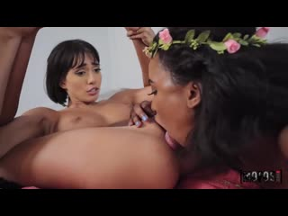 Janice Griffith And Demi Sutra - порно, куни, секс, лизбухи