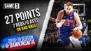 Blake Griffin Full Highlights 2019 ECR1 Game 3 vs Bucks - 27 Pts, 7 Rebs, 6 Asts! | FreeDawkins