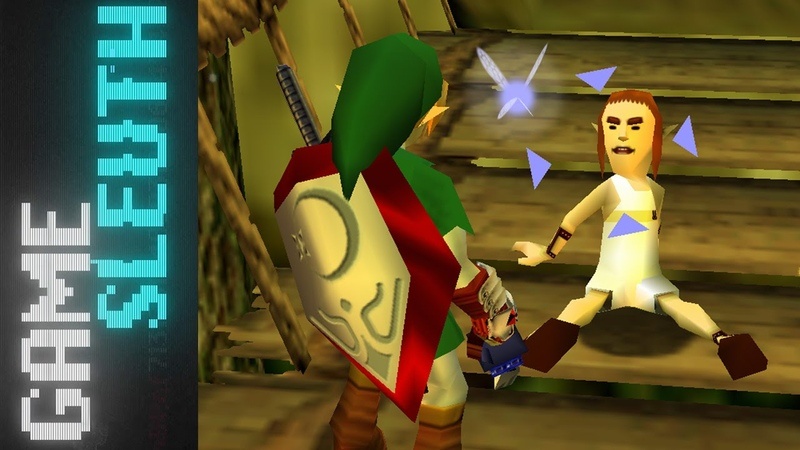 Game Sleuth: Can You Beat the Running Man in Ocarina of Time?