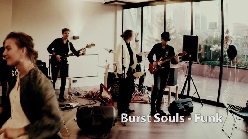 Burst Souls - Rooftop potpourri (04082019)