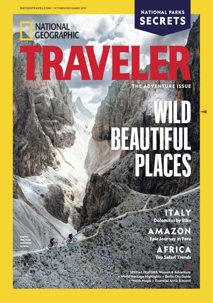 National Geographic Traveler Interactive - 10.11 2019