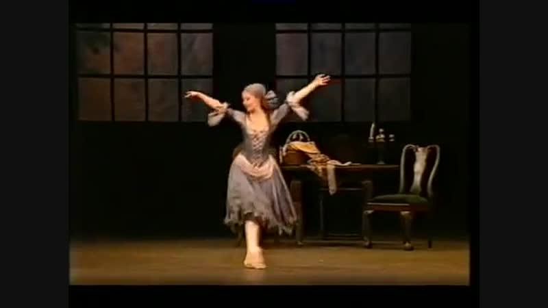 Балет Золушка Фрагмент Танец с метлой Прокофьев