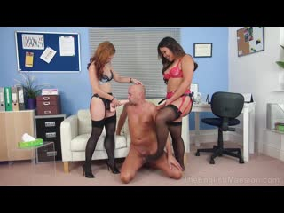 Husband Therapy(Femdom, Humiliation, Pegging, Strapon Blowjob, Cock Slapping, Chastity Tease, Strapon Anal,Spitroasting)