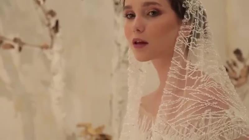 Свадебная коллекция la Mariée Fall 2019 от Tony Ward