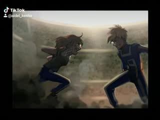 Моя геройская академия, Бакуго и Урарака