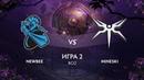 NewBee vs Mineski Game 2 Group A The International 2019