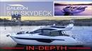 IN DEPTH Walkthrough @ SUNRISE 2019 GALEON 510 Skydeck @ MarineMax Lake of the Ozarks Missouri