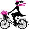"""Велодевичник """"Леди на велосипеде"""""""