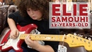 12-Years-Old Elie Samouhi with Michael Lemmo | Fender Custom Shop '58 Stratocaster