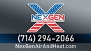 Best air conditioning contractor orange county | NexGen | (714) 294-2066