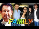 Kiran Kumar Family With Parents, Wife, Son, Daughter and Brother Photos