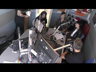 Halestorm в студии радио maximum!