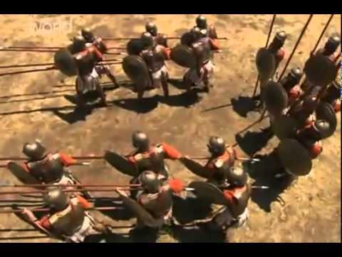 Великие сражения древности Битва при Гавгамелах Александр Македонский
