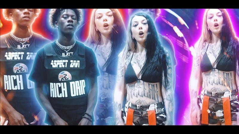 Aspect Zavi Lady XO - RELOAD (OFFICIAL MUSIC VIDEO) Dir. @808 Kartel