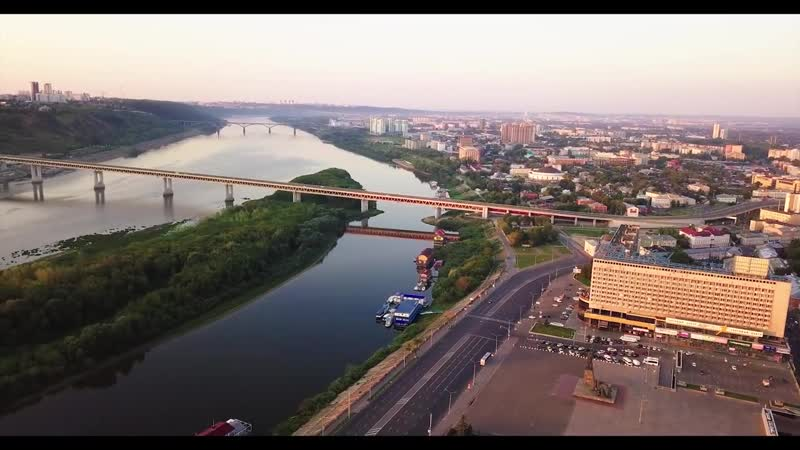 Marins Park Hotel. Нижний Новгород. видеообзор