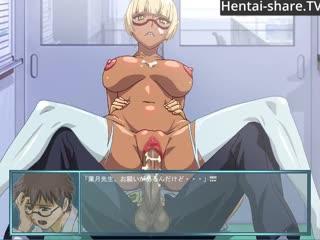 No5 Moshimo Kyonyuu Kasshoku Onna Kyoushi ga Ochita Nara