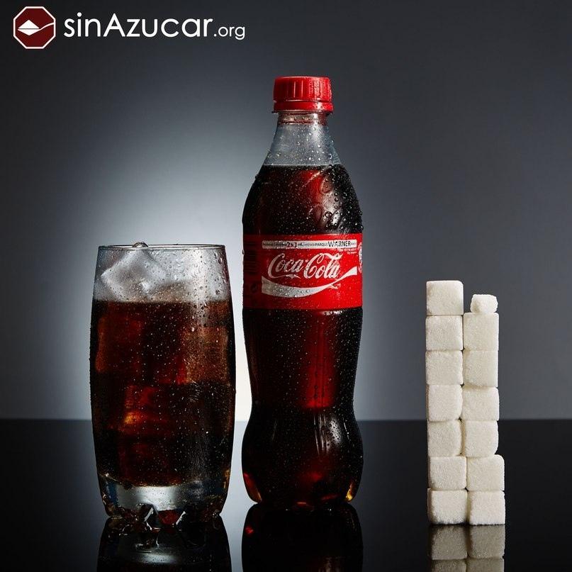 Бутылка кока-колы 0,5 литра.