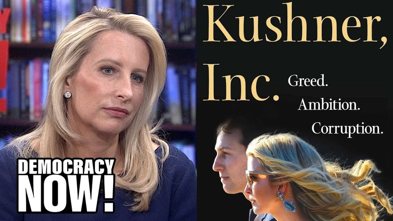 """Extended Conversation with Vicky Ward on """"Kushner, Inc."""""""