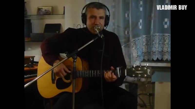 Закатилася зорька за лес - белогвардейский романс под гитару.mp4