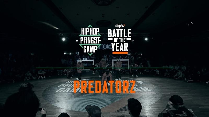Predatorz | Show | Hip Hop Pfingstcamp X BOTY CE 2019