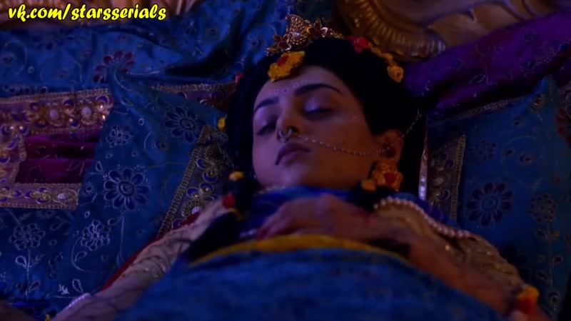 *185 Радха и Кришна Смерть Богини Любви