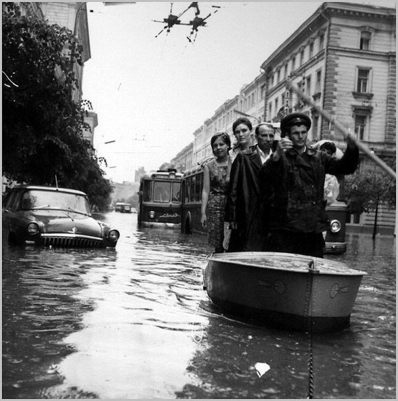 Неглинка, 1959 г.