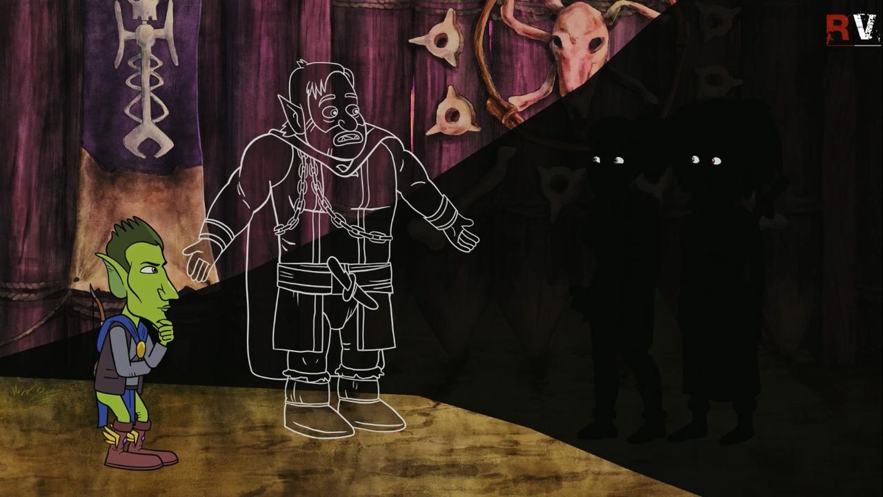 Квест Хармона 3 сезон с субтитрами и озвучкой  смотреть бесплатно на сайте rusubcartoons.ru