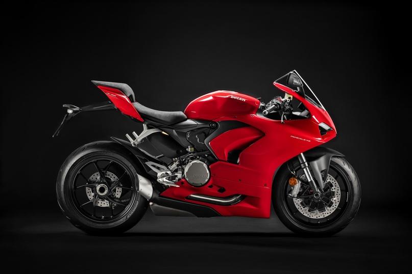 Новый спортбайк Ducati Panigale V2 2020
