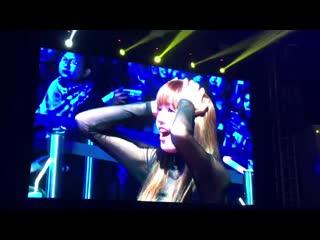 Лиса из BLACKPINK была потрясена танцевальным движением в кавере на Kill This Love