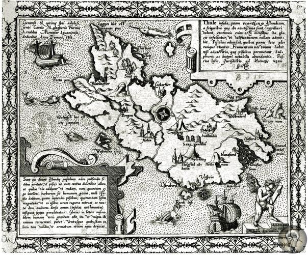 Засекреченный остров. О далекой северной островной земле Тулия, или Тули, наперебой сообщали и средневековые арабские авторы географы, историки, космографы. Так, философ Аль Кинди (ум. в 961/962