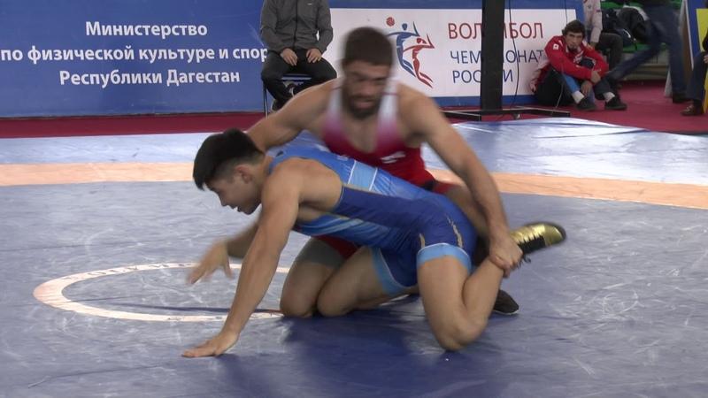 Гайдаровский-2019_1/4 финала_Кенчадзе-Цыренов