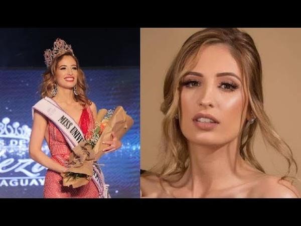 Miss Universe 2019 Contestant Paraguay Ketlin Lottermann