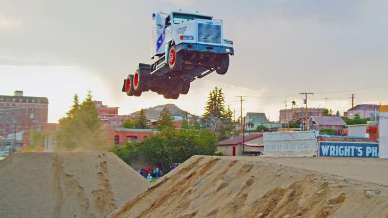 Летающий грузовик, Книга рекордов Гиннесса