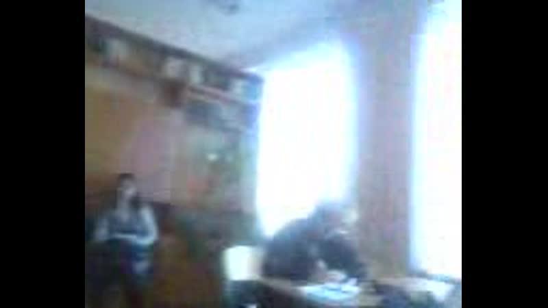 12.12.2011 р. В той день ми віддали Беніту з дому. Було дуже тяжко... А Надія Іванівна проводила відкритий урок з зарубіжної літ
