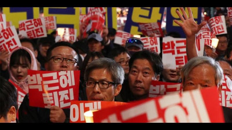 К. В. Асмолов - Свет и тени революции свечей - Как и почему в Южной Корее посадили президента