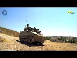 Умная бронетехника Израиля