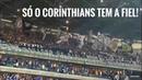 Fiel torcida IMPRESSIONA jogadores e cruzeirenses na final da Copa do Brasil | SCCP x Cruzeiro