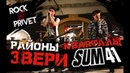Звери Sum 41 Районы Кварталы Cover by ROCK PRIVET