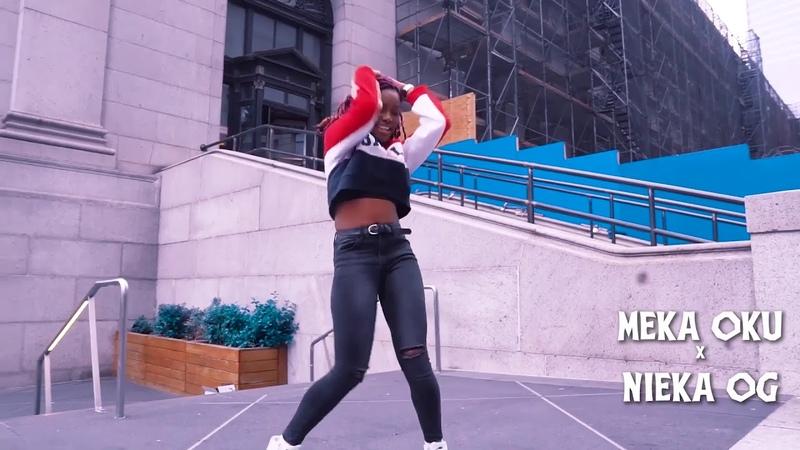 Rotimi Love Riddim Nieka OG Meka Oku choreography