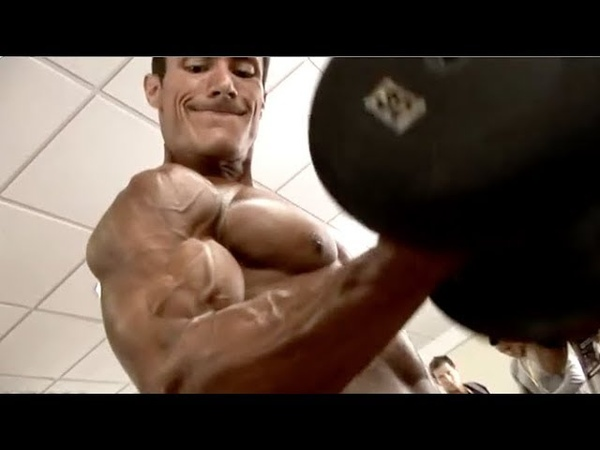 Ripped Bicep Curls Flexing - Ryan Taylor - Muscle Motivation