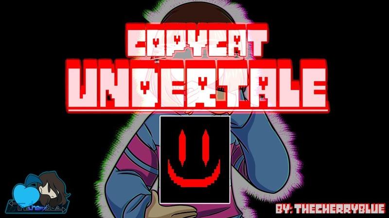 Copycat Undertale Frisk AUs animation