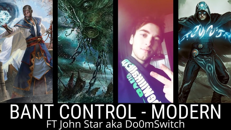Bant Control with worlds best control player ARENA Mythic No1 ProTour player John Star Do0mSwitch